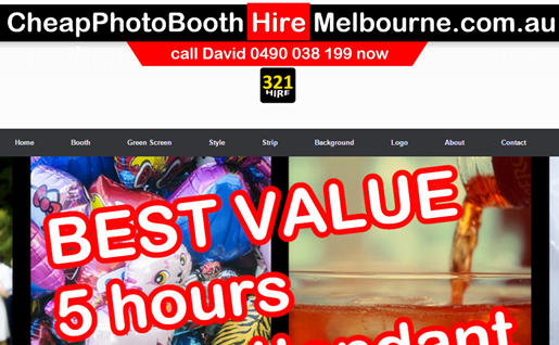 cheap-photo-booth-hire-Melbourne - Ecoheart Pty Ltd